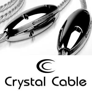 Crystal Cable Logo - Norman Audio