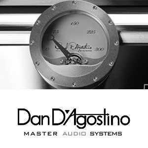 Dan D'Agostino Logo - Norman Audio