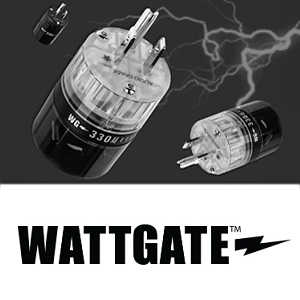 Wattgate Logo - Norman Audio