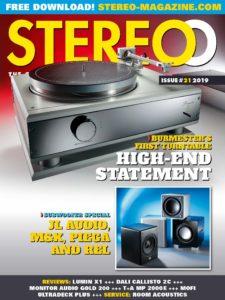2019 - Stereo Magazine - Lumin X1