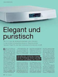 2019 - Stereo Play (German) - Lumin T2