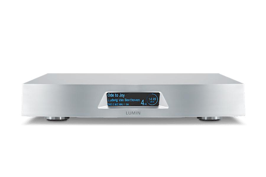 Lumin A1 - Norman Audio