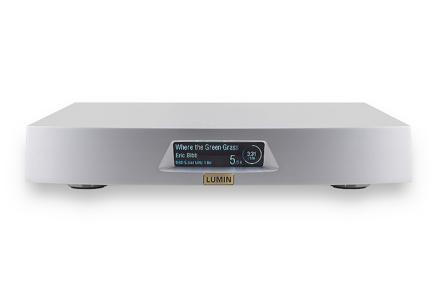 Lumin S1 - Norman Audio