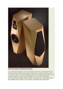 2003 - Hi-Fi News Review - Avalon Eidolon - Norman Audio