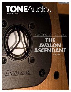 2008 - Tone Audio - Avalon Ascendant - Norman Audio