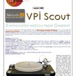 2009 - 6 Moons Review - VPI Scout - Norman Audio