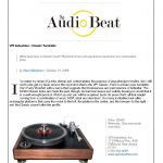 2009 - The Audio Beat Review - VPI Classic - Norman Audio