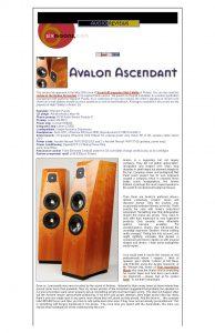 2010 - 6Moons - Avalon Ascendant - Norman Audio