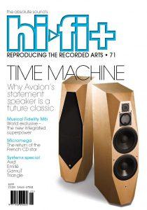 2010 - Hi-Fi Plus Review - Avalon Time - Norman Audio