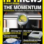 2011 - Hi-Fi News Review - Dan D'Agostino Momentum M300 Mono Amplifier - Norman Audio