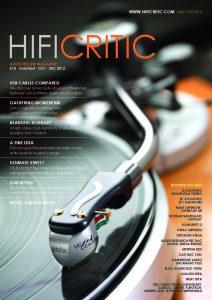 2012 - Hi-Fi Critic Review - Avalon Idea - Norman Audio