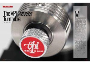 2012 - Tone Audio Review - VPI Traveler - Norman Audio