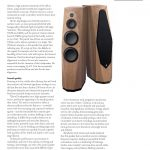 2013 - Hi-Fi Critic Review - Avalon Compas - Norman Audio