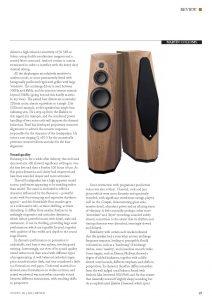 2013 - Hi-Fi Critic Review - Avalon Compas - Norman Audio