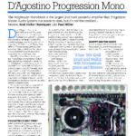 2018 - Hi-Fi News Review - Dan D'Agostino Progresison Mono Amplifier - Norman Audio