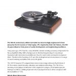 2018 - Hi-Fi News Review - VPI HW-40 - Norman Audio