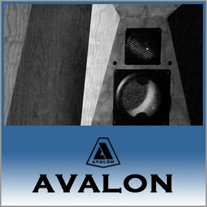 Avalon Logo (Blue) - Norman Audio
