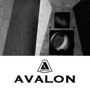 Avalon Logo - Norman Audio