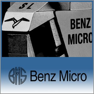 Benz Micro Logo (Blue) - Norman Audio