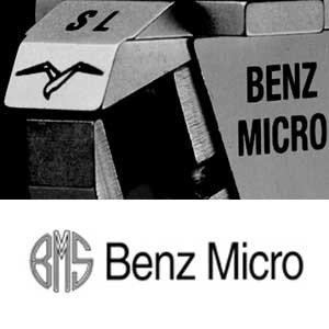 Benz Micro Logo - Norman Audio