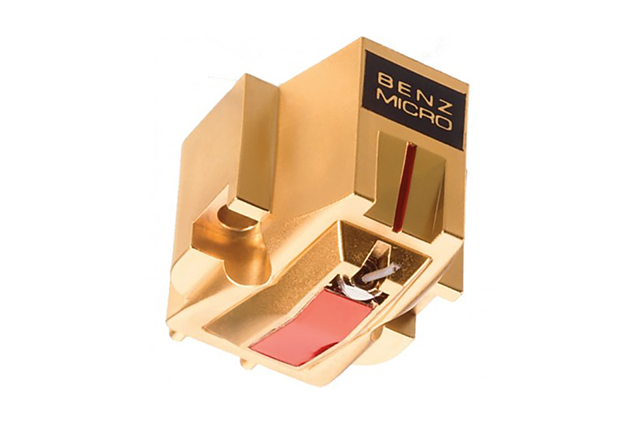 Benz Micro MC Gold Phono Cartridge - Norman Audio