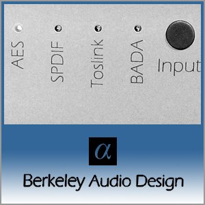 Berkeley Audio Design Logo (Blue) - Norman Audio