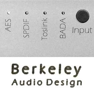 Berkeley Audio Design Logo - Norman Audio