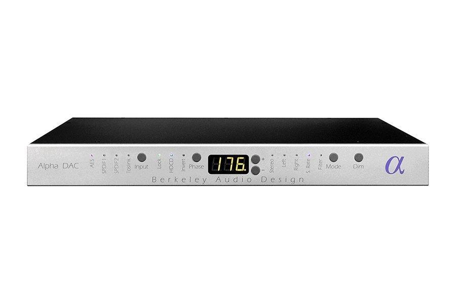 Berkeley Audio Design Alpha DAC Series 2 - Norman Audio