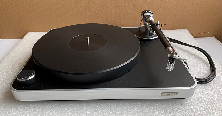 Used ClearAudio Concept Turntable - Norman Audio