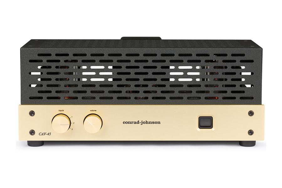 Conrad Johnson CAV-45 - Norman Audio