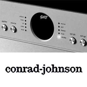 Conrad Johnson Logo - Norman Audio