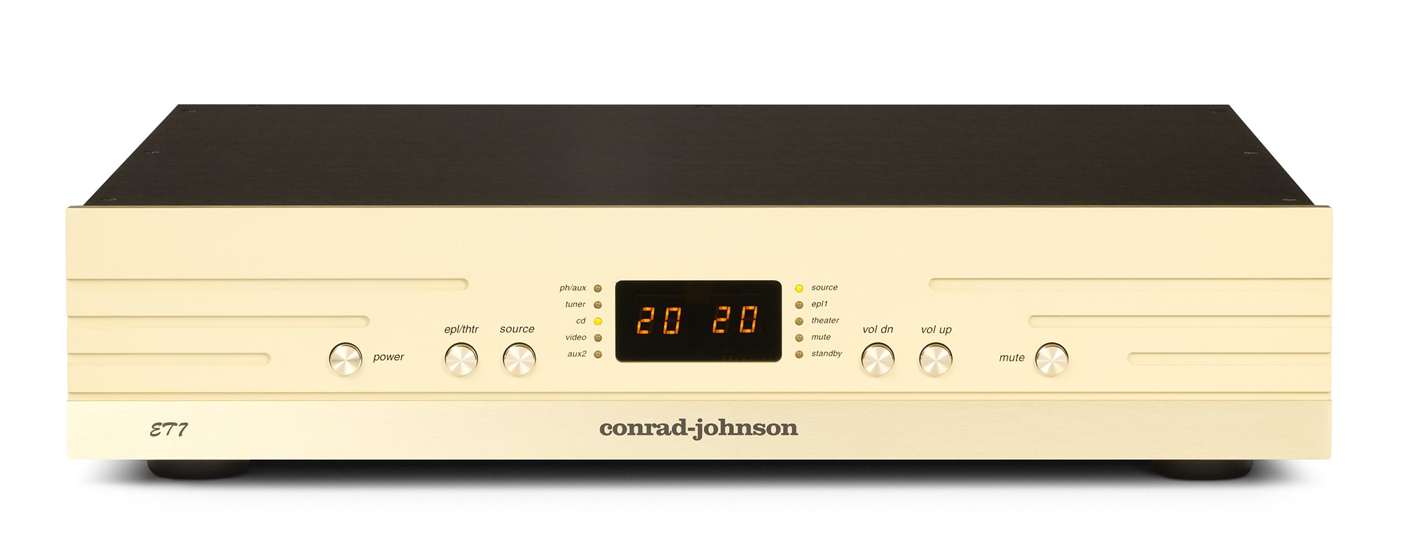 Conrad Johnson Banner 5 - Norman Audio