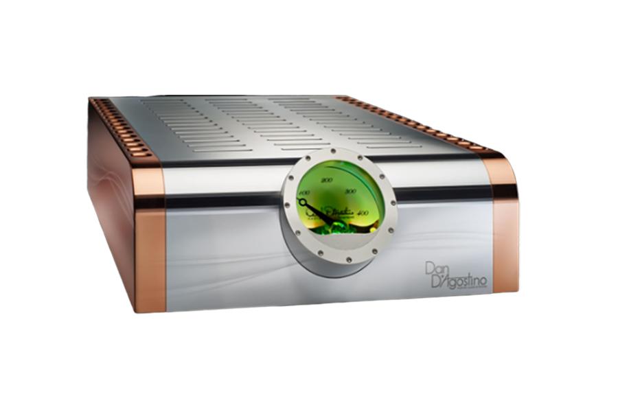Dan D'Agostino Momentum M400 Power Amplifier - Norman Audio