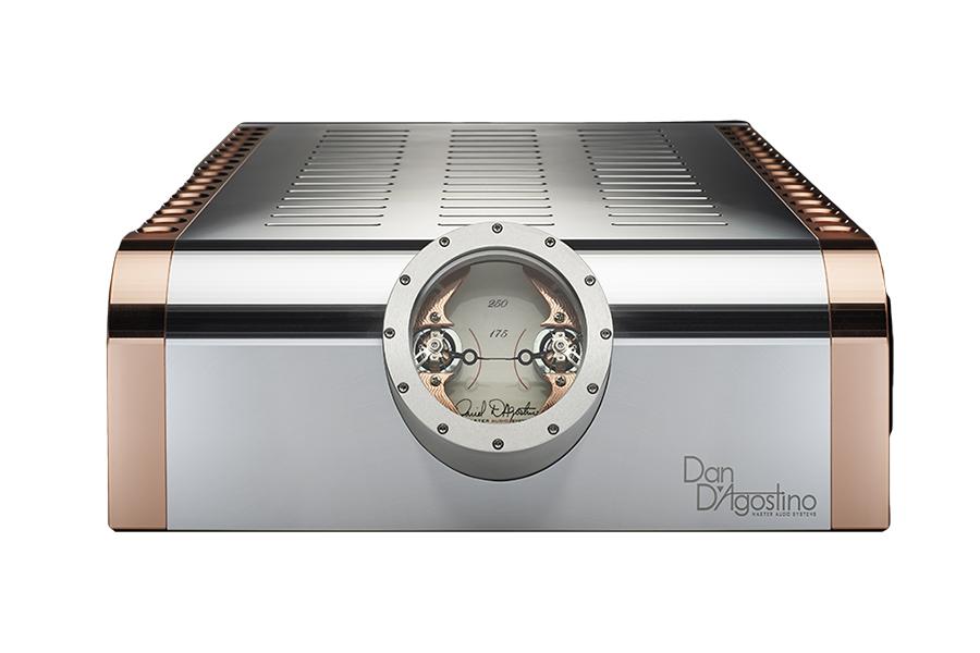 Dan D'Agostino Momentum S250 Stereo Amplifier - Norman Audio