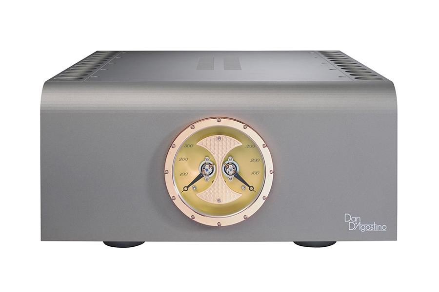 Dan D'Agostino Progression Stereo Amplifier - Norman Audio