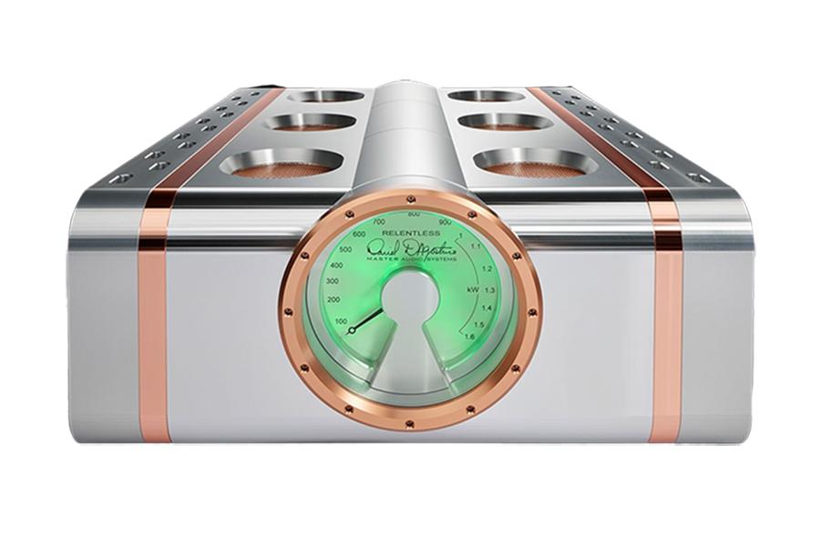 Dan D'Agostino Relentless Power Amplifier - Norman Audio