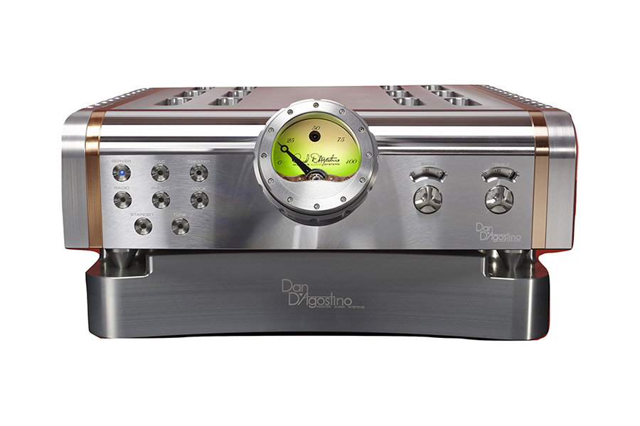 Dan D'Agostino Momentum Integrated Amplifier - Norman Audio
