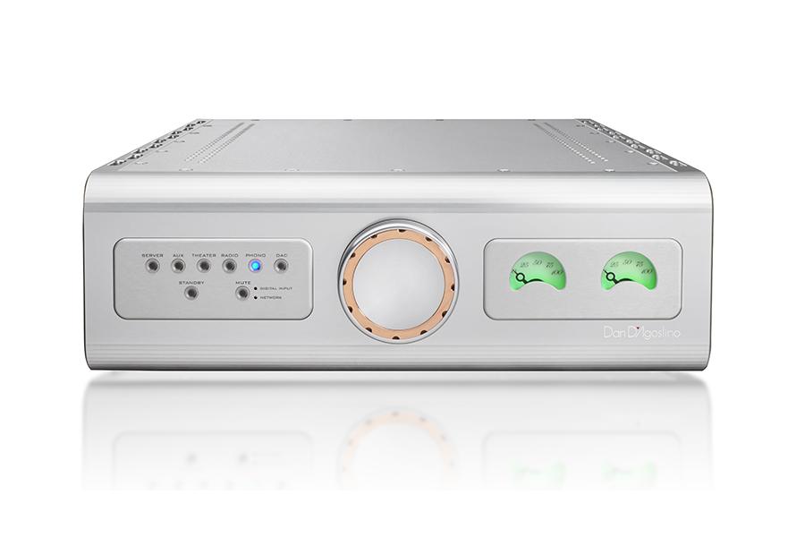 Dan D'Agostino Progression Integrated Amplifier - Norman Audio
