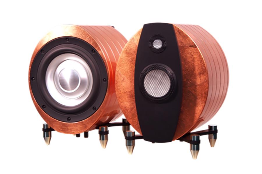 EMMESpeakers Da Vinci - Norman Audio