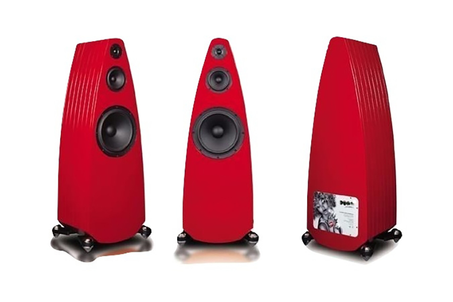 EMMESpeakers New Gamma Reference - Norman Audio