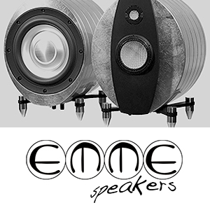 Emme Speakers Logo - Norman Audio