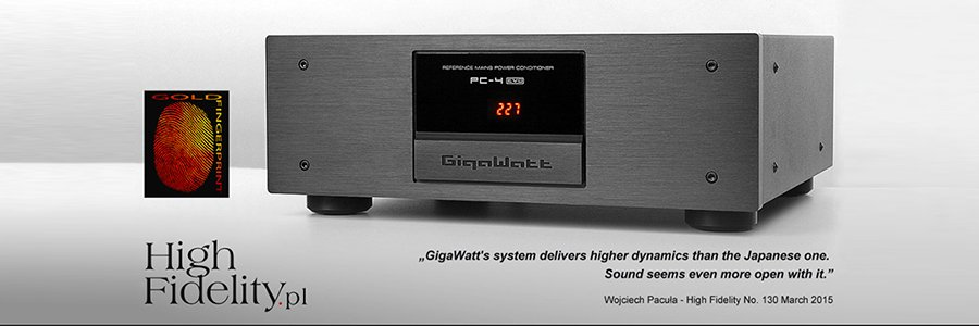 Gigawatt Banner 2 - Norman Audio