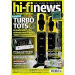 2020 - Hi-Fi News - Dan D'Agostino Momentum HD Preamplifier - Norman Audio