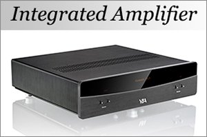 Integrated Amplifier - Norman Audio