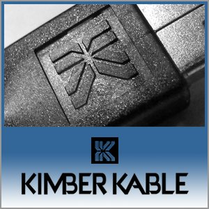 Kimber Kable Logo (Blue) - Norman Audio