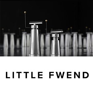 Little Fwend Logo - Norman Audio