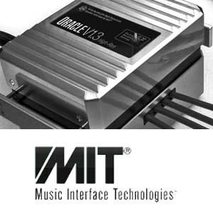 MIT Cables Logo - Norman Audio