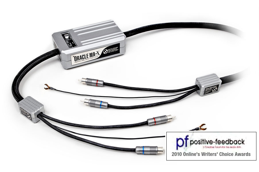 MIT Cables Oracle MA-X Phono Interface - Norman Audio