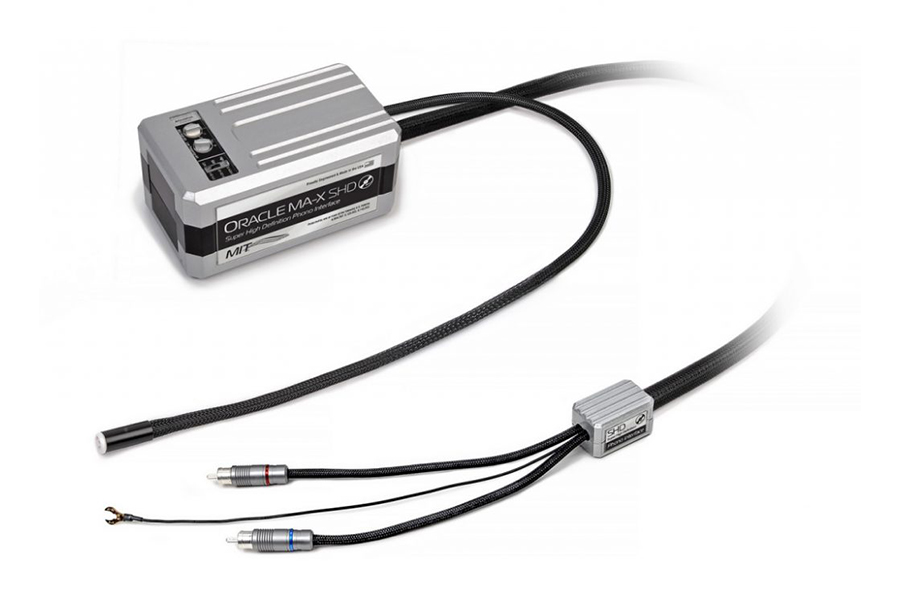MIT Cables Oracle MA-X SHD Phono Interface - Norman Audio
