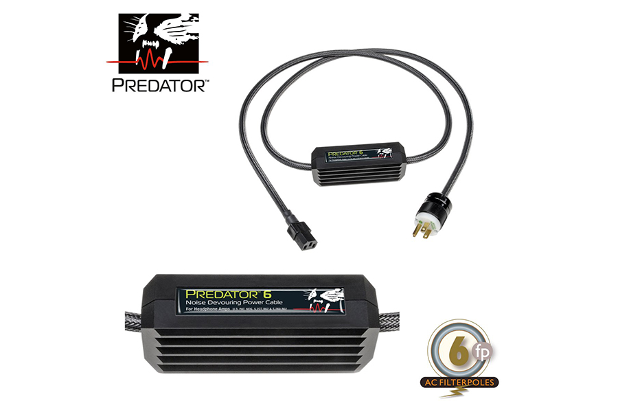 MIT Cables Predator 6 AC Filter Cable - Norman Audio